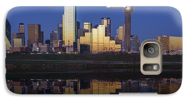 Dallas Twilight Galaxy S7 Case by Rick Berk