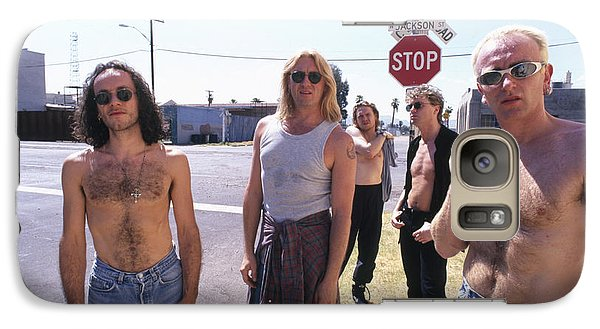 Def Leppard - Slang Tour 1996 - Jackson Street Galaxy Case by Epic Rights