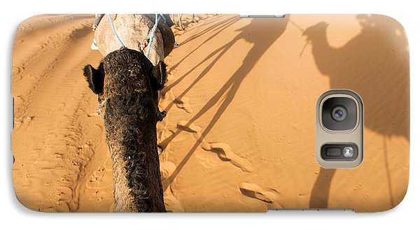 Desert Excursion Galaxy S7 Case by Yuri Santin