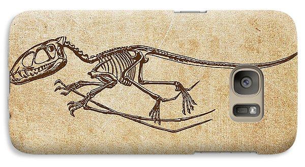 Dinosaur Pterodactylus Galaxy Case by Aged Pixel