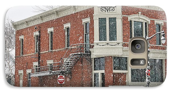Downtown Whitehouse  7031 Galaxy Case by Jack Schultz