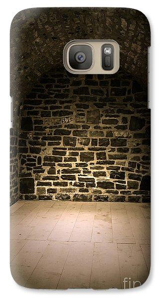 Dungeon Galaxy S7 Case by Edward Fielding