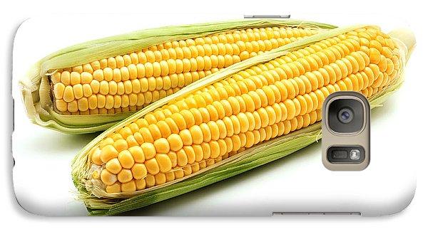 Ears Of Maize Galaxy Case by Fabrizio Troiani
