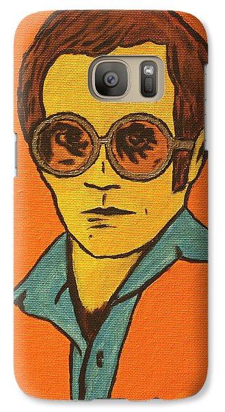 Elton John Galaxy Case by John Hooser