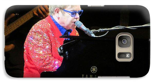 Elton John Live Galaxy Case by Aaron Martens
