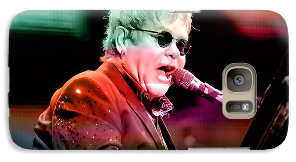 Elton John Galaxy Case by Marvin Blaine