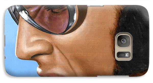 Elvis 24 1970 Galaxy S7 Case by Rob De Vries