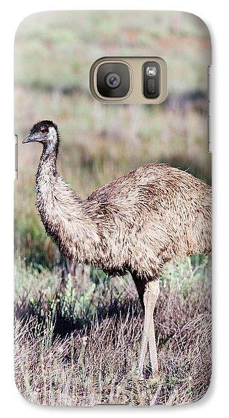 Emu (dromaius Novaehollandiae Galaxy S7 Case by Martin Zwick