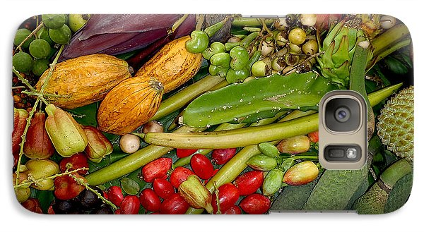 Exotic Fruits Galaxy S7 Case by Carey Chen