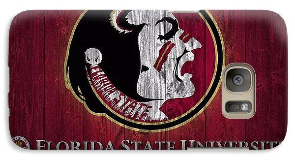 Florida State University Barn Door Galaxy S7 Case by Dan Sproul