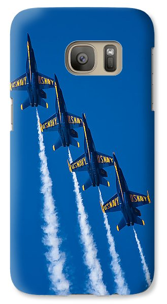 Flying High Galaxy S7 Case by Adam Romanowicz