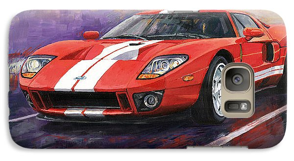 Ford Gt 2005 Galaxy S7 Case by Yuriy  Shevchuk