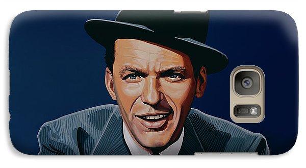 Frank Sinatra Galaxy S7 Case by Paul Meijering