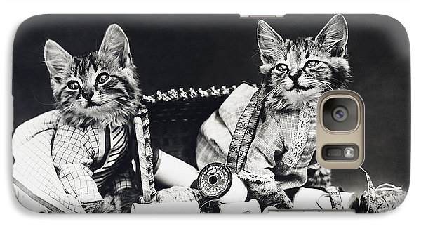 Frees Kittens, C1915 Galaxy Case by Granger