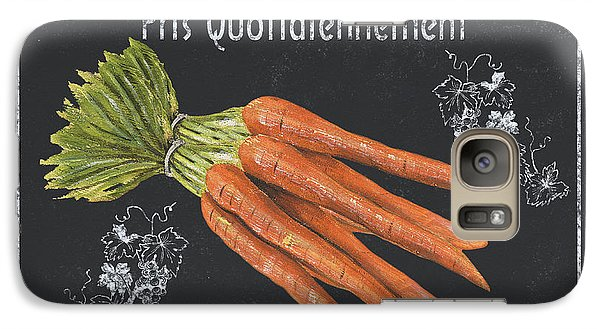 French Vegetables 4 Galaxy S7 Case by Debbie DeWitt
