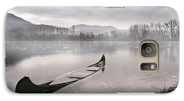 Frozen Day Galaxy S7 Case by Yuri Santin