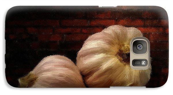 Garlic Galaxy Case by Lourry Legarde