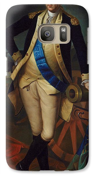 George Washington Galaxy Case by Charles Wilson Peale