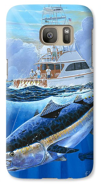 Giant Bluefin Off00130 Galaxy S7 Case by Carey Chen