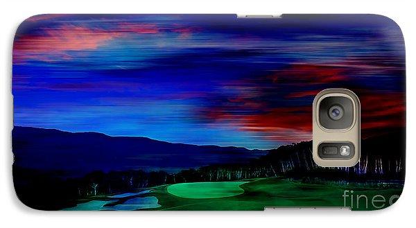 Golf Galaxy Case by Marvin Blaine