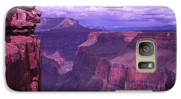 Grand Canyon, Arizona, Usa Galaxy Case by Panoramic Images