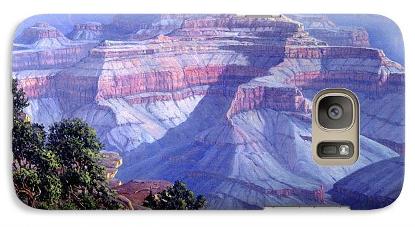 Grand Canyon Galaxy S7 Case by Randy Follis
