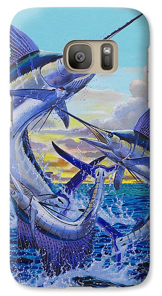Grand Slam Off0016 Galaxy S7 Case by Carey Chen