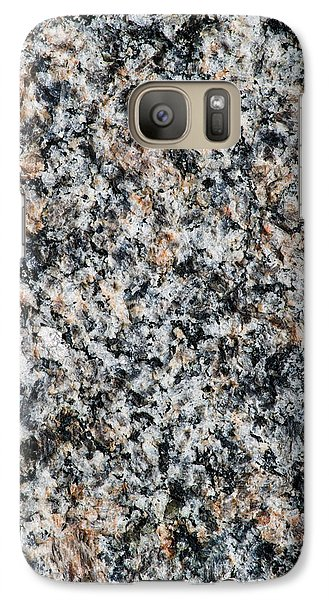 Granite Power - Featured 2 Galaxy Case by Alexander Senin