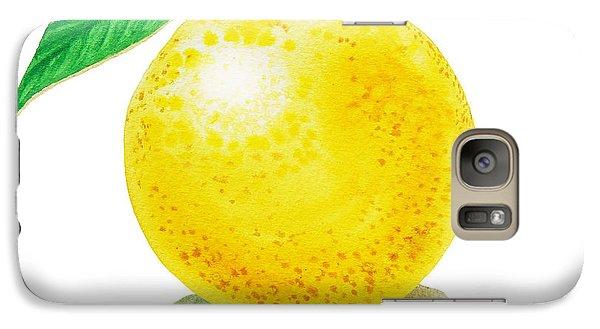 Grapefruit Galaxy Case by Irina Sztukowski