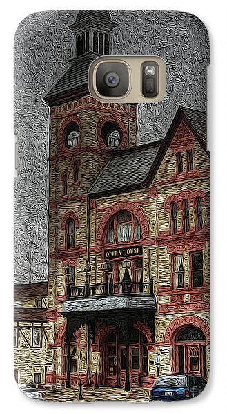 Groundhog Day Galaxy S7 Case by David Bearden