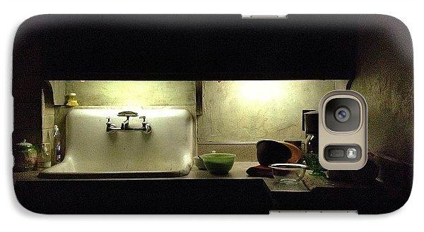 Harlem Sink Galaxy S7 Case by H James Hoff