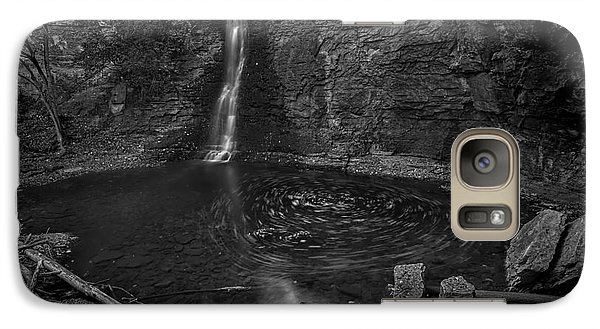 Hayden Swirls  Galaxy S7 Case by James Dean