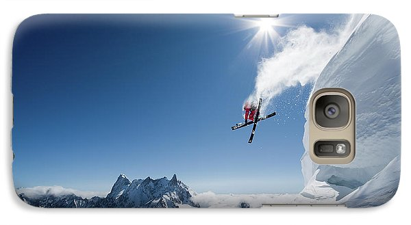 Higher Galaxy S7 Case by Tristan Shu