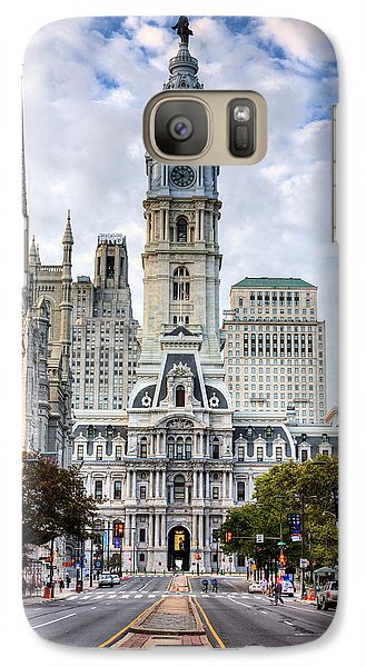 Historic Philly Galaxy Case by JC Findley