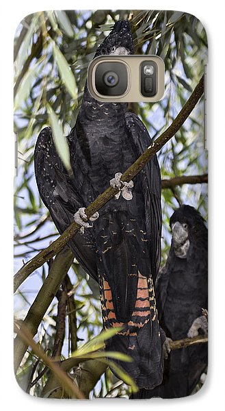 I Say Old Chap Galaxy S7 Case by Douglas Barnard