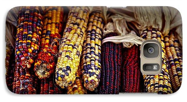 Indian Corn Galaxy Case by Elena Elisseeva