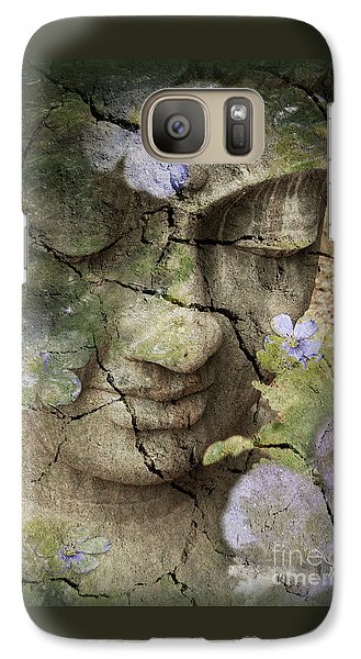 Inner Tranquility Galaxy Case by Christopher Beikmann