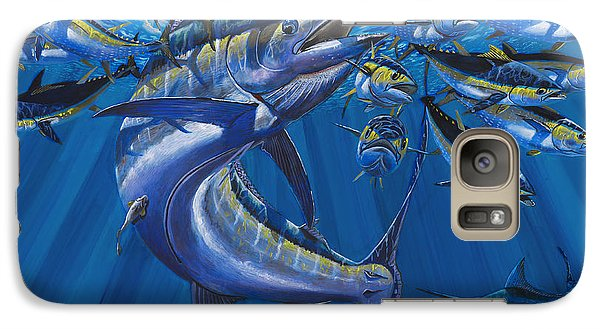 Intruder Off003 Galaxy S7 Case by Carey Chen