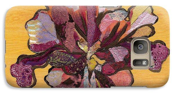 Iris I Series II Galaxy S7 Case by Shadia Derbyshire