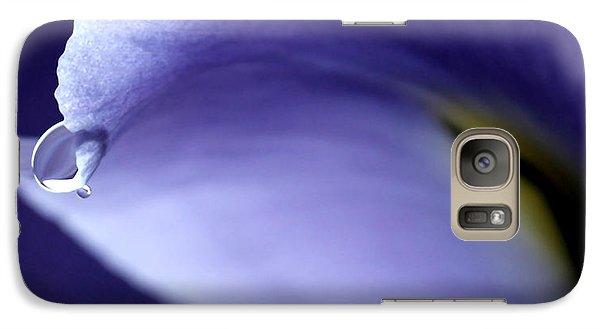 Iris Rain Galaxy S7 Case by Krissy Katsimbras