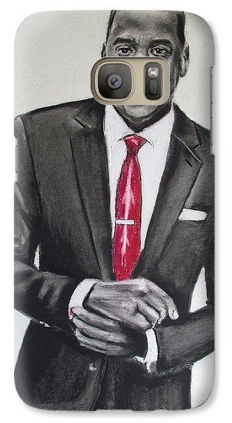 Jay Z Galaxy Case by Eric Dee