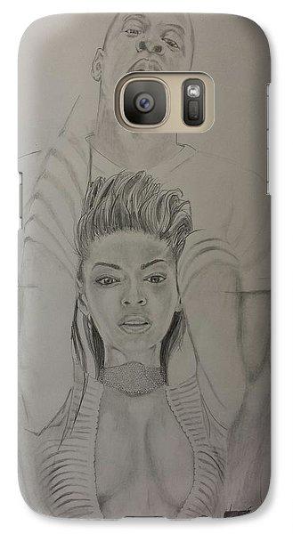 Jaybey Galaxy S7 Case by DMo Herr