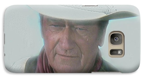 John Wayne Galaxy S7 Case by Randy Follis