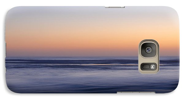 Galaxy Case featuring the photograph Just Go With The Flow by Thierry Bouriat