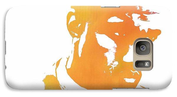 Kanye West Pop Art Galaxy S7 Case by Dan Sproul