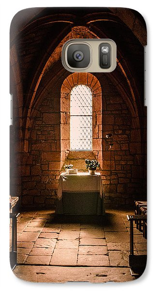 Galaxy Case featuring the photograph Keep The Faith by Thierry Bouriat