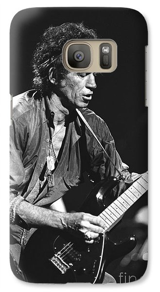 Keith Richards Galaxy S7 Case by Concert Photos
