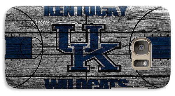 Kentucky Wildcats Galaxy S7 Case by Joe Hamilton