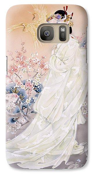 Kihaku Galaxy S7 Case by Haruyo Morita