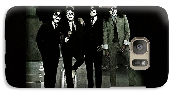 Kiss - Dressed To Kill Galaxy Case by Epic Rights